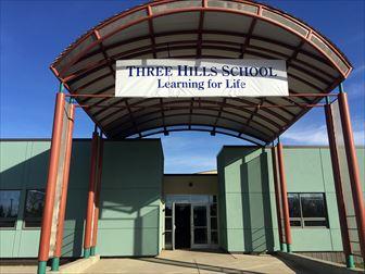 Three Hills School