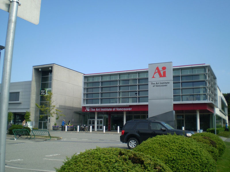 LaSalle College Vancouver(旧The Art Institute of Vancouver)