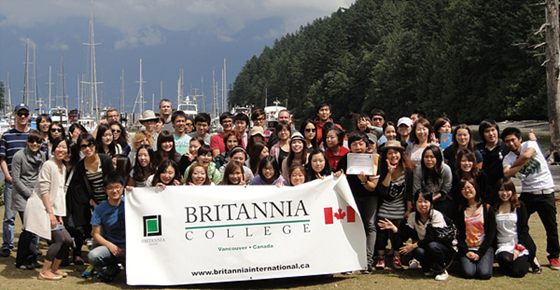 【閉校】Britannia College