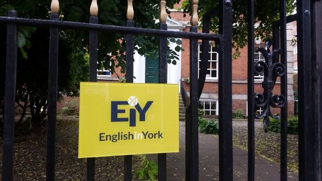 English in York