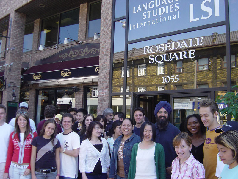 Language Studies International Toronto