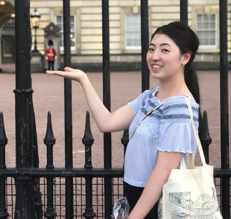ロンドン留学/小峯 翔子さん