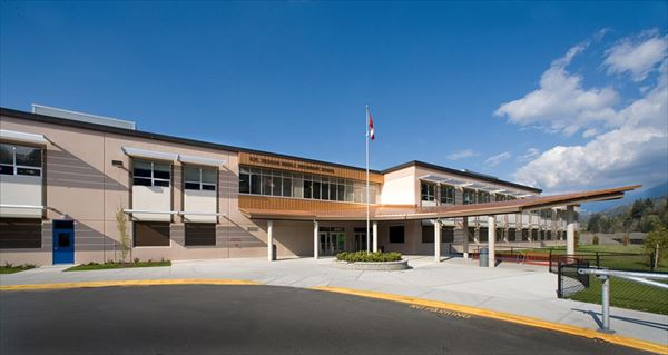 G.W. Graham Middle Secondary