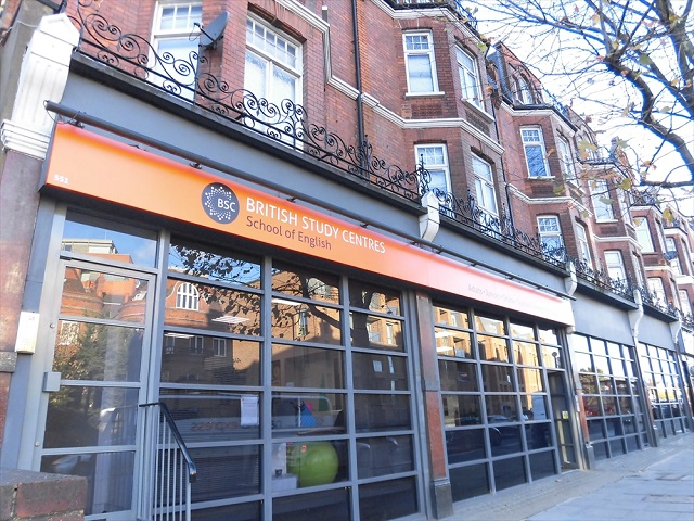 Hampstead School of English (British Study Centres)