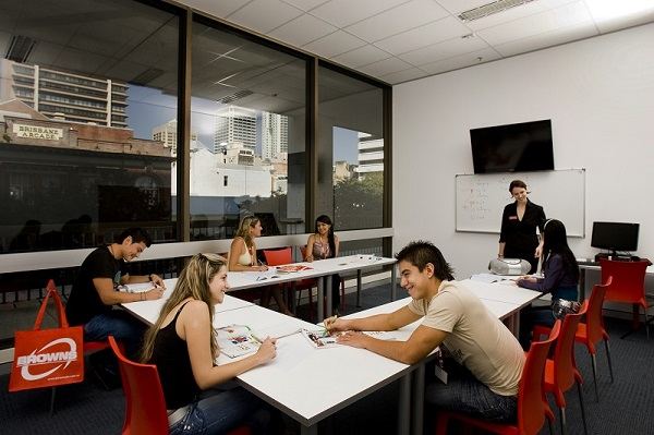 Browns English Language School Brisbane