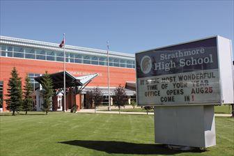 Strathmore High School