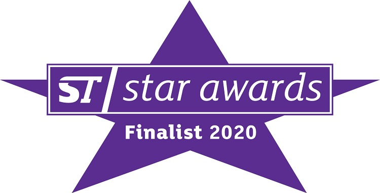 ST Star Awards finalist