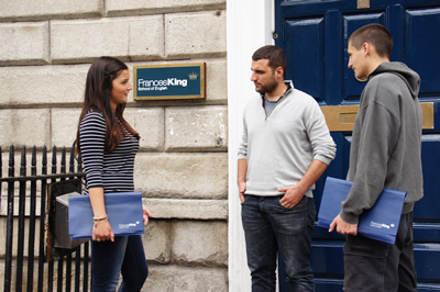 Frances King School of English Dublin