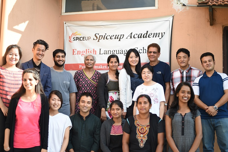 Spiceup Academy