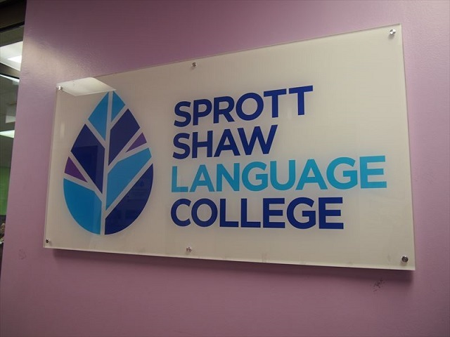 Sprott Shaw Language College Toronto