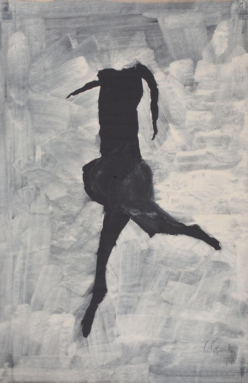 """Teresa Pągowska, """"Postać"""", 1977 r."""