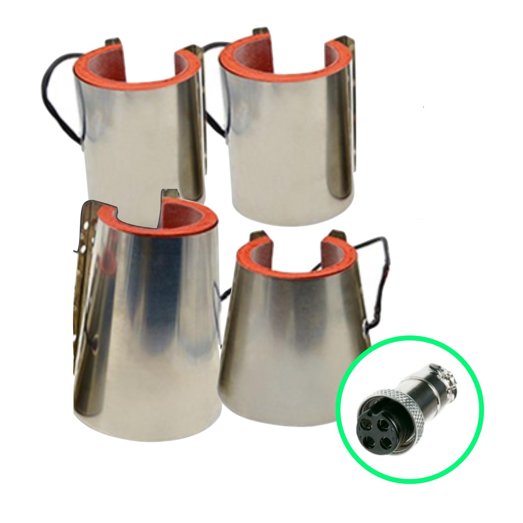 Accesorios para Mug Press GS-201M