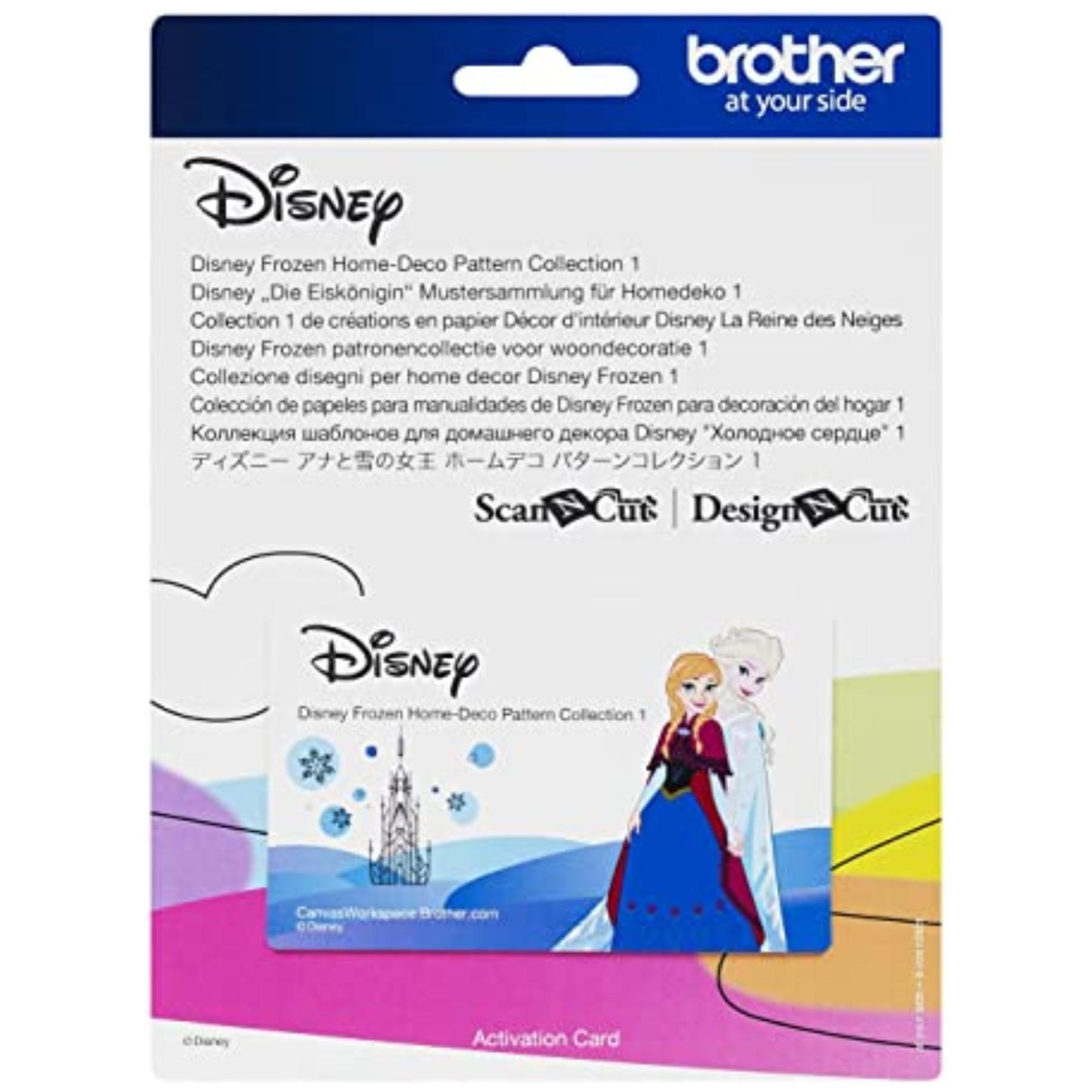 Colección patrones Disney Frozen