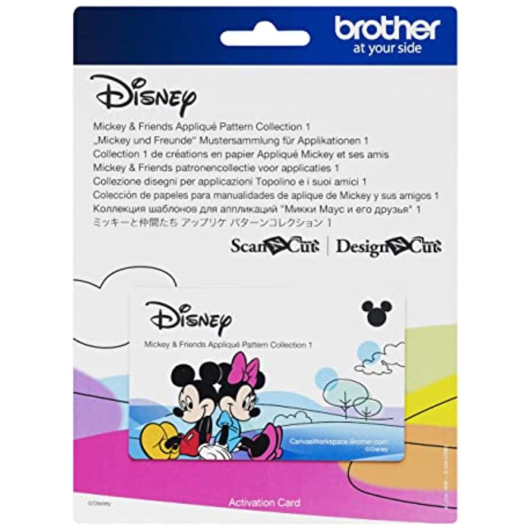 Colección patrones Disney Mickey