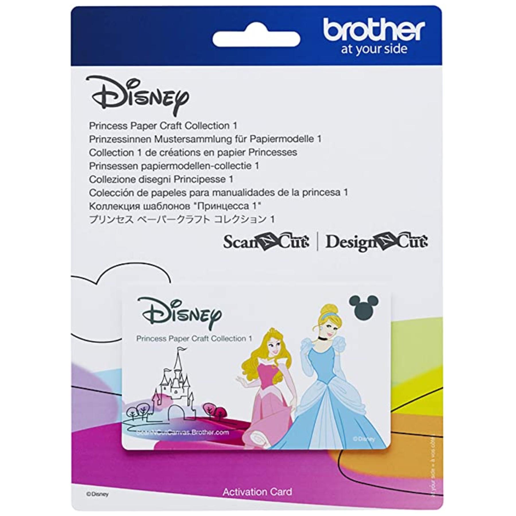 Colección patrones Disney Princesas