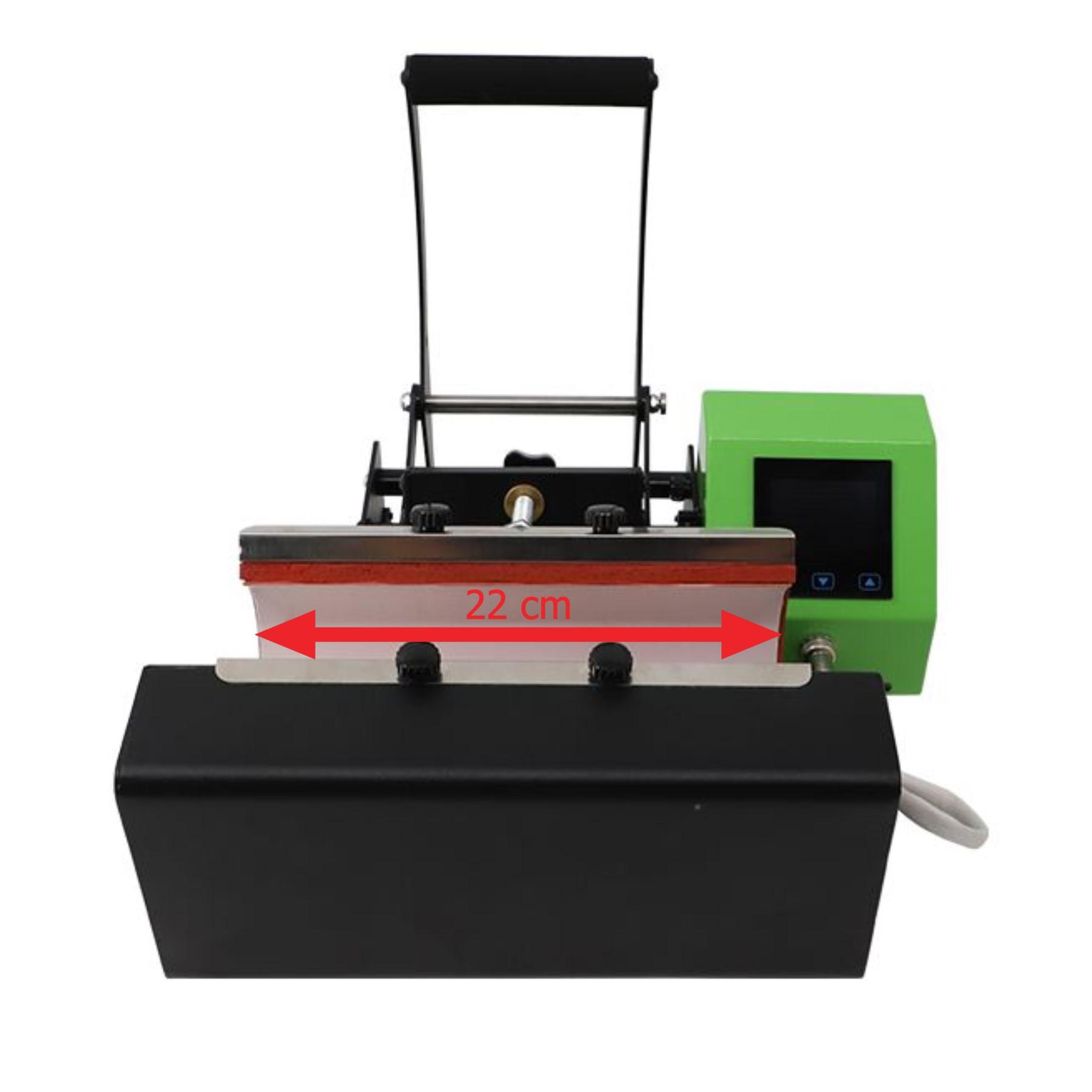 Estampadora para tazones Mug-Press GS-205B