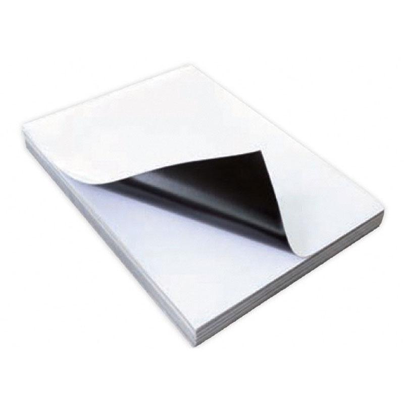 Hojas magnéticas opacas imprimibles 5 hojas