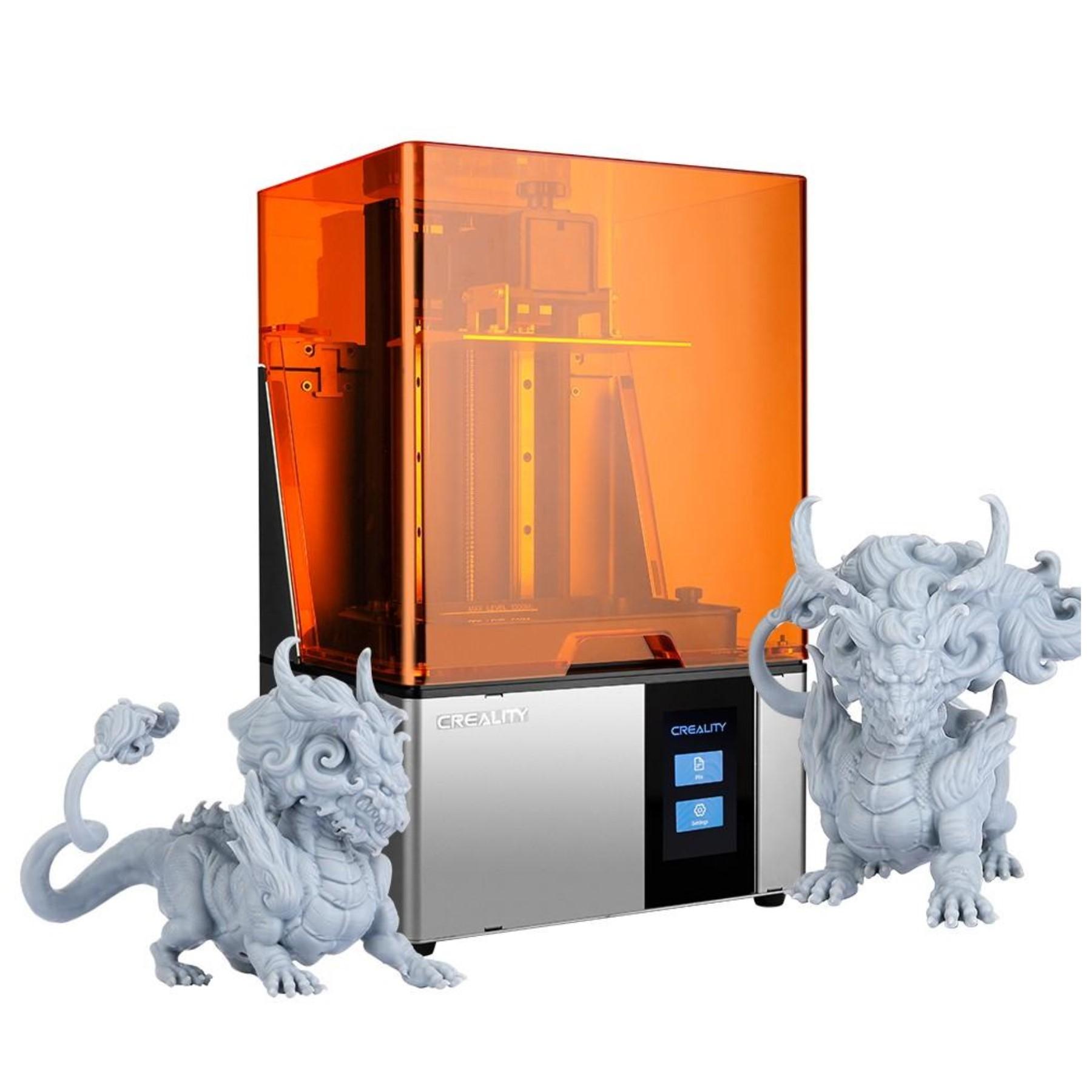Impresora 3D de Resina HALOT-SKY CL-89
