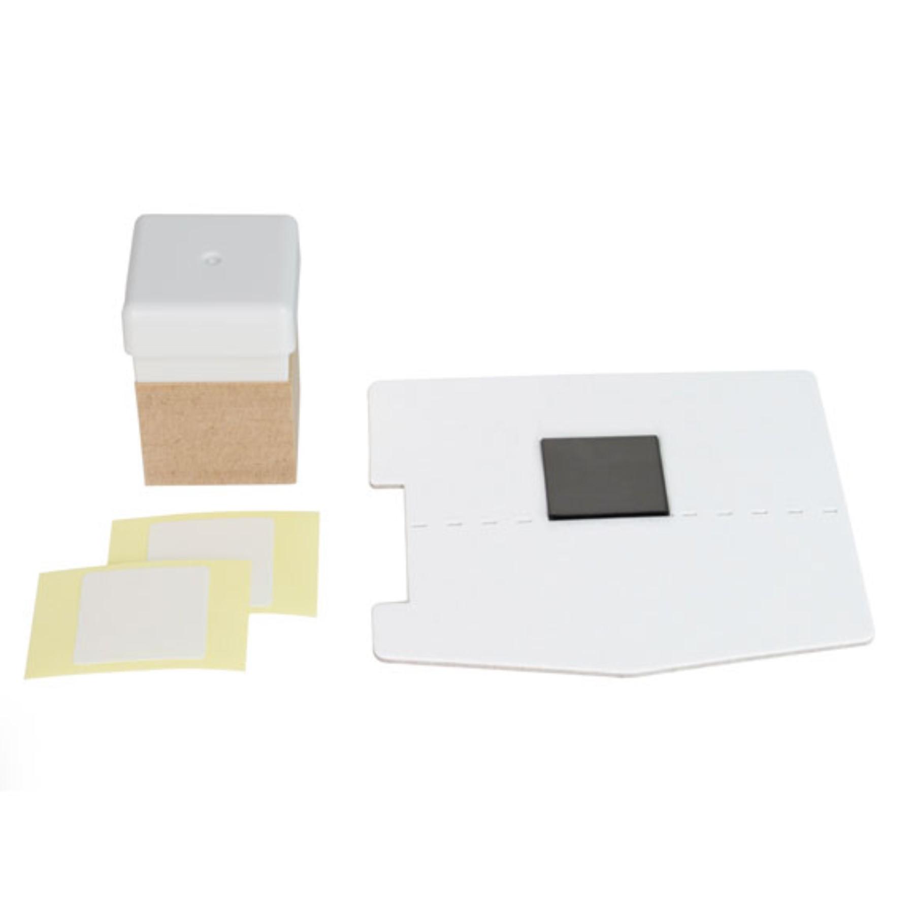 Kit de timbre 1,5 x 1,5 cm