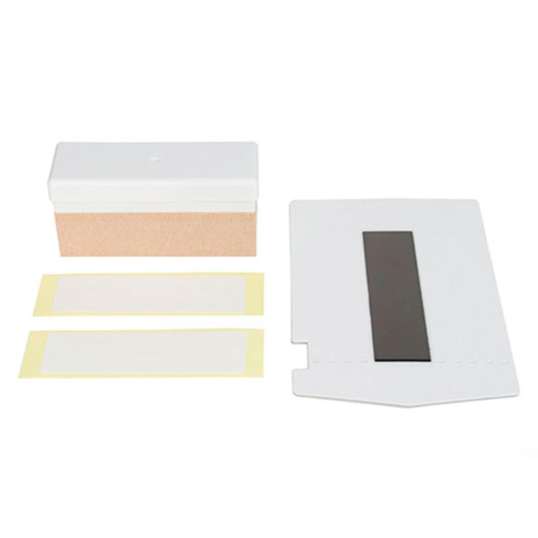 Kit de timbre 1,5 x 6 cm