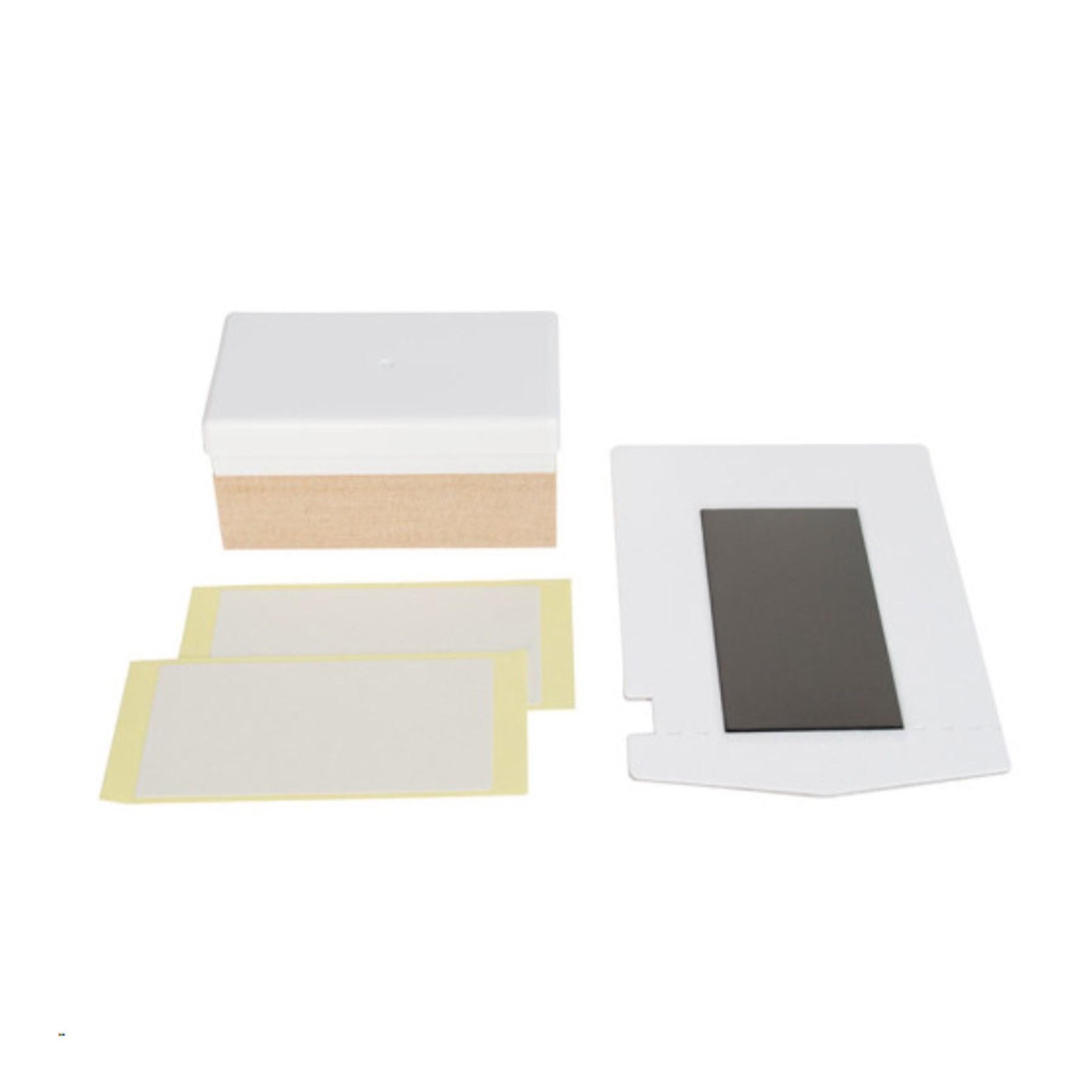 Kit de timbre 3 x 6 cm