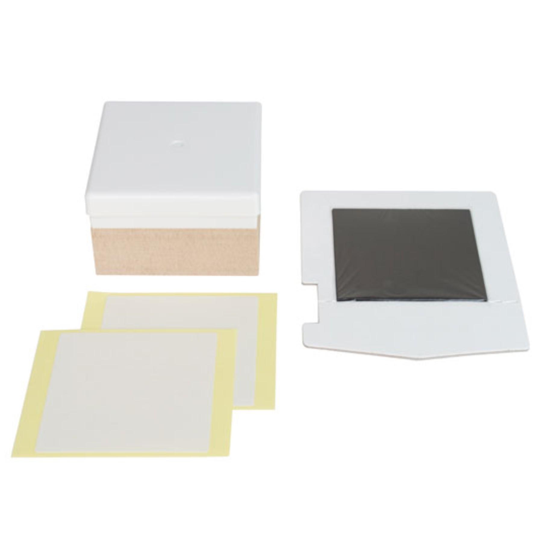Kit de timbre 4,5 x 4,5 cm