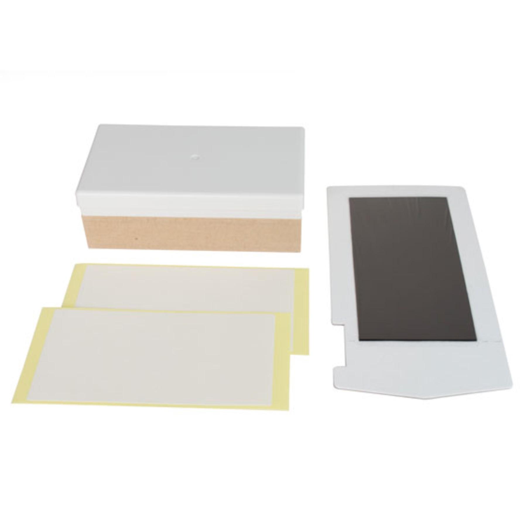 Kit de timbre 4,5 x 9 cm
