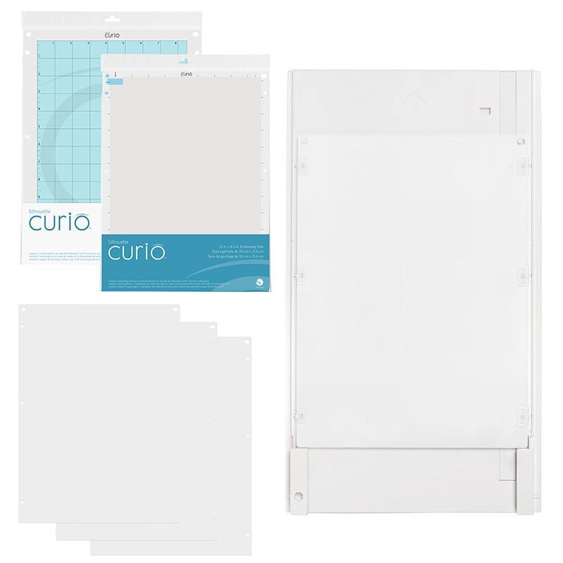 Kit plataforma larga para Silhouette Curio™