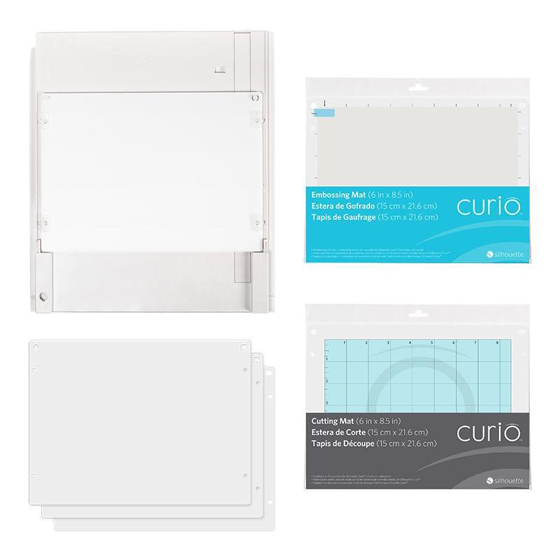 Kit plataforma standard para Curio