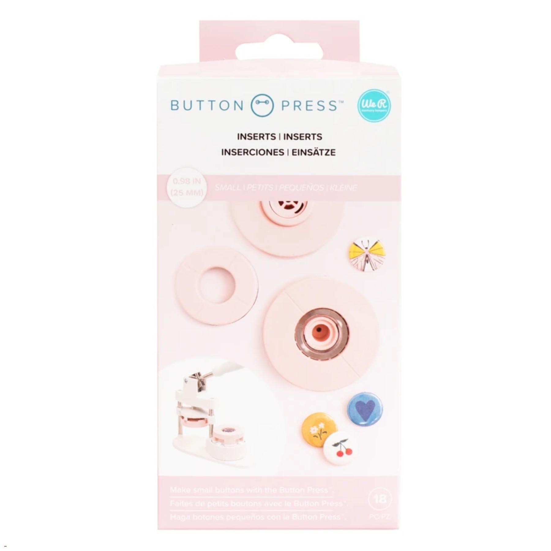 """Matriz 25 mm para chapitas """"Button Press"""""""