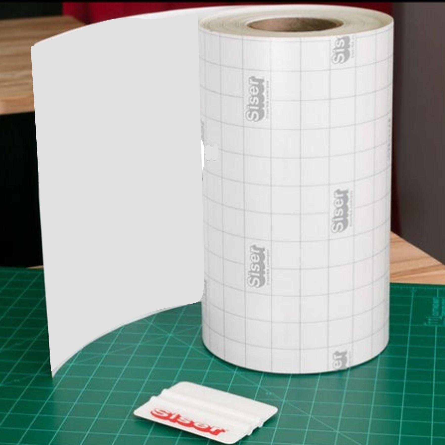 Transfer para vinilos Siser, rollo 30 cm x 45 metros