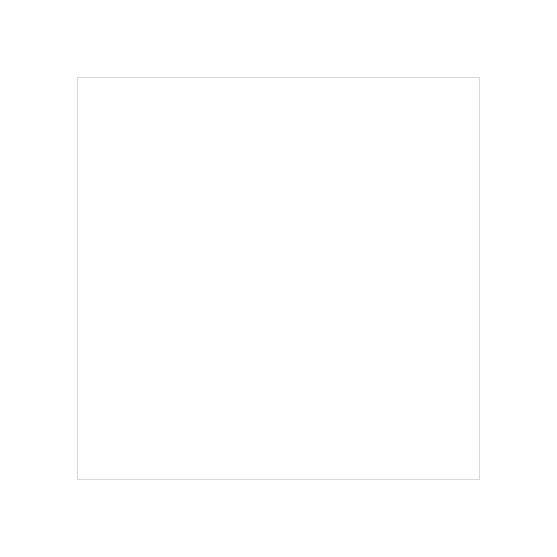 Vinilo termotranferible Brick® 600, hoja 30x50 cm Blanco