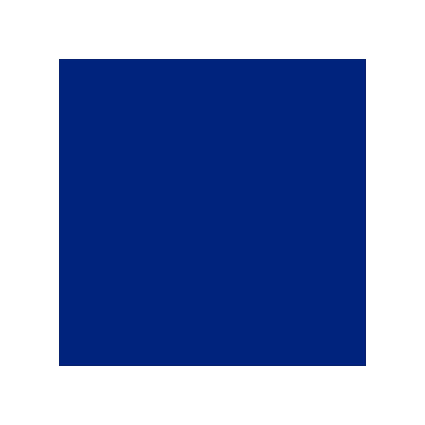 Vinilo termotranferible Brick® 600, hoja 30x50 cm Azul real