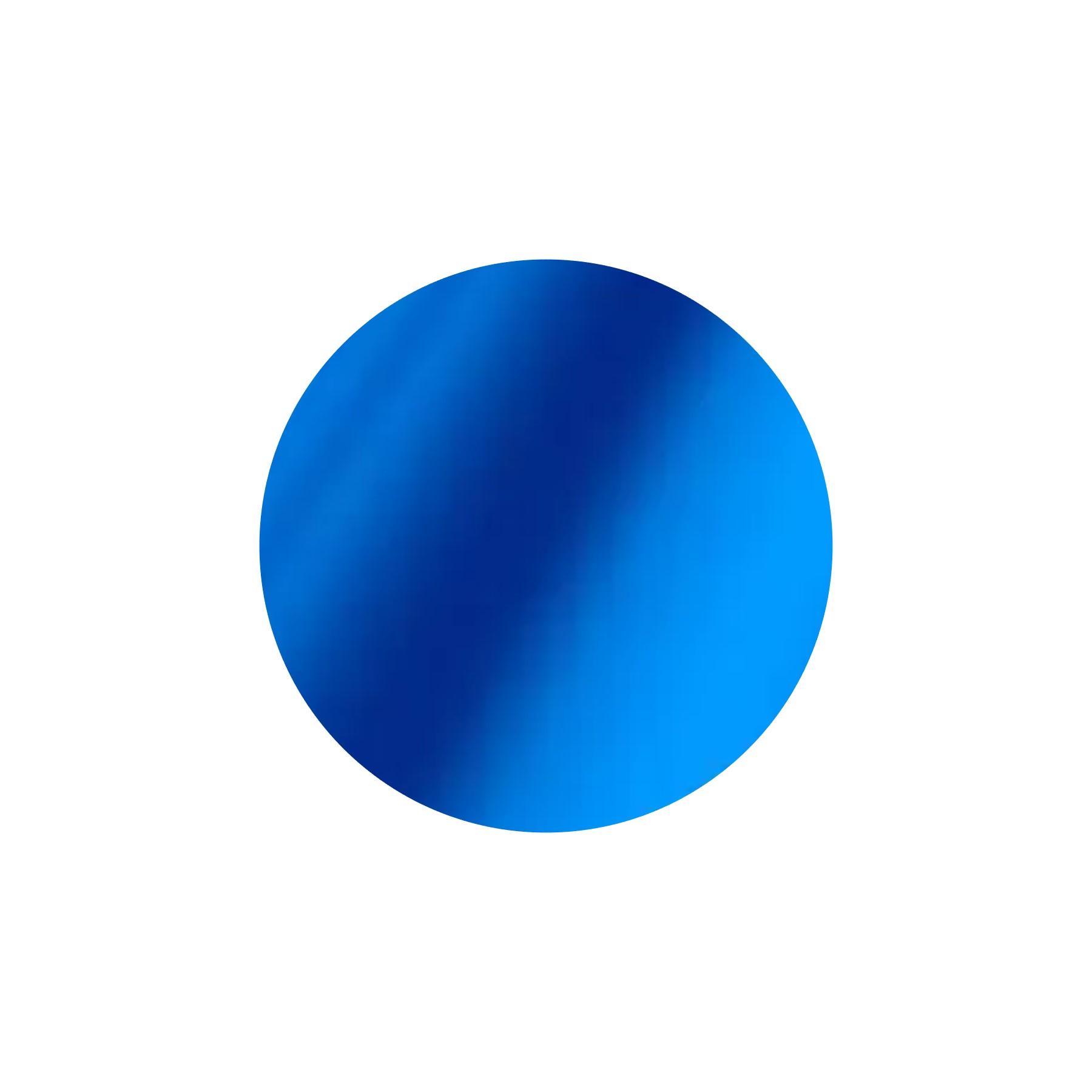 Vinilo termotransferible metalizado 30 x 50 cm  Azul