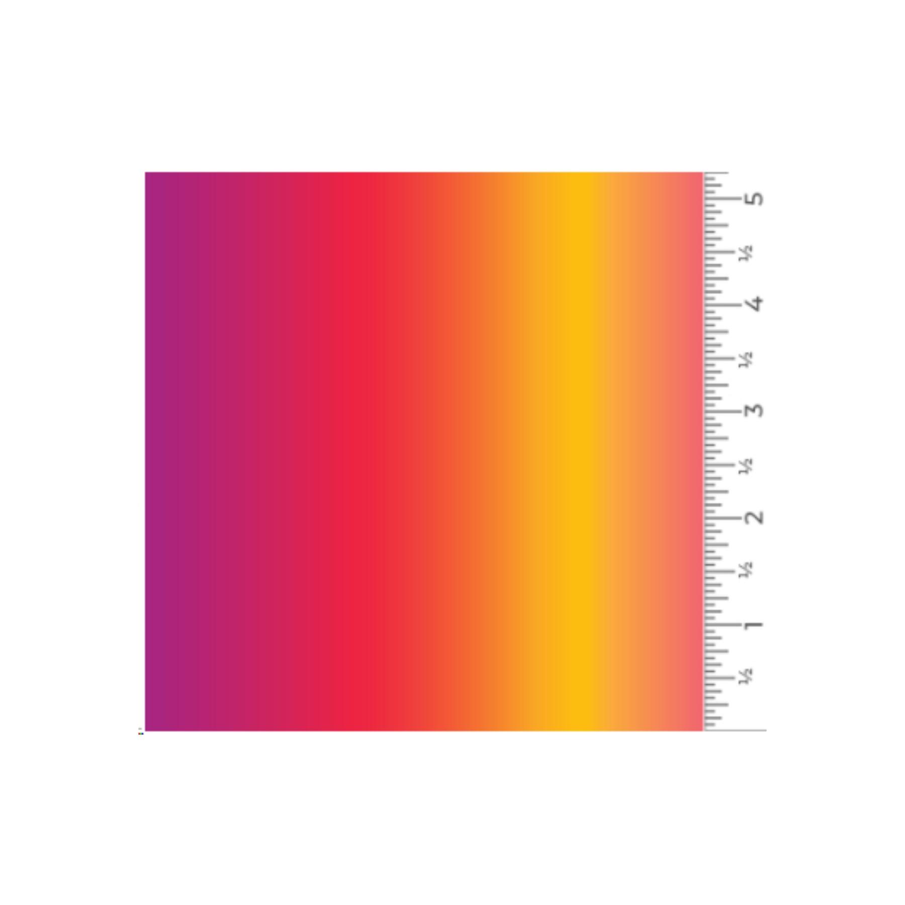 Vinilo textil diseños EasyPatterns® 30 x 50 cm Puesta de sol