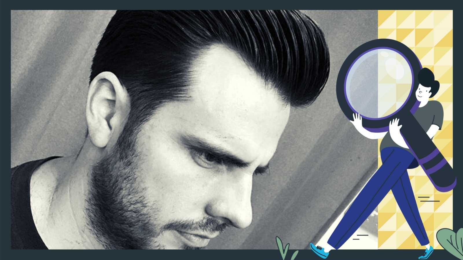 5 New Men's Hair Trends