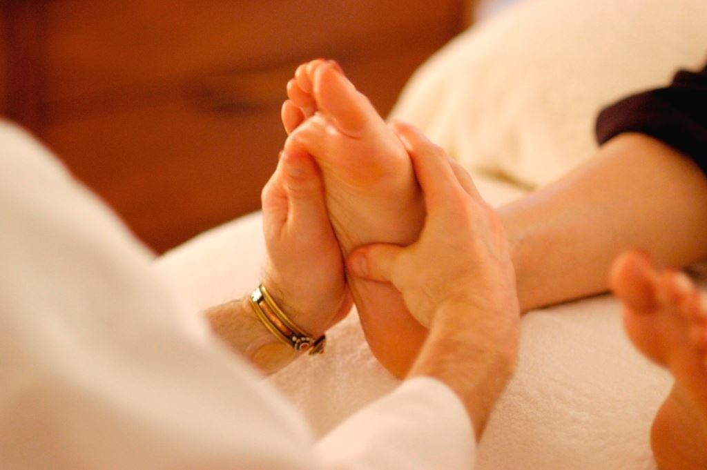 Deep Heart Reflexology Chicago