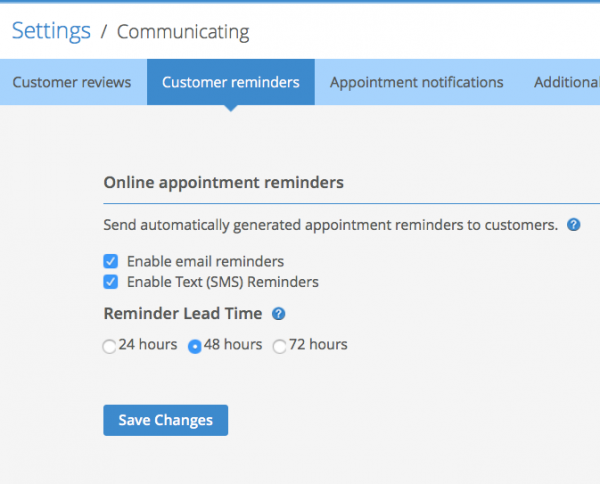 How to Send Appointment Confirmations and Reminders That Clients Will Actually Follow - genbook