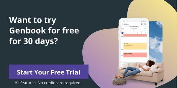 Genbook Free Trial