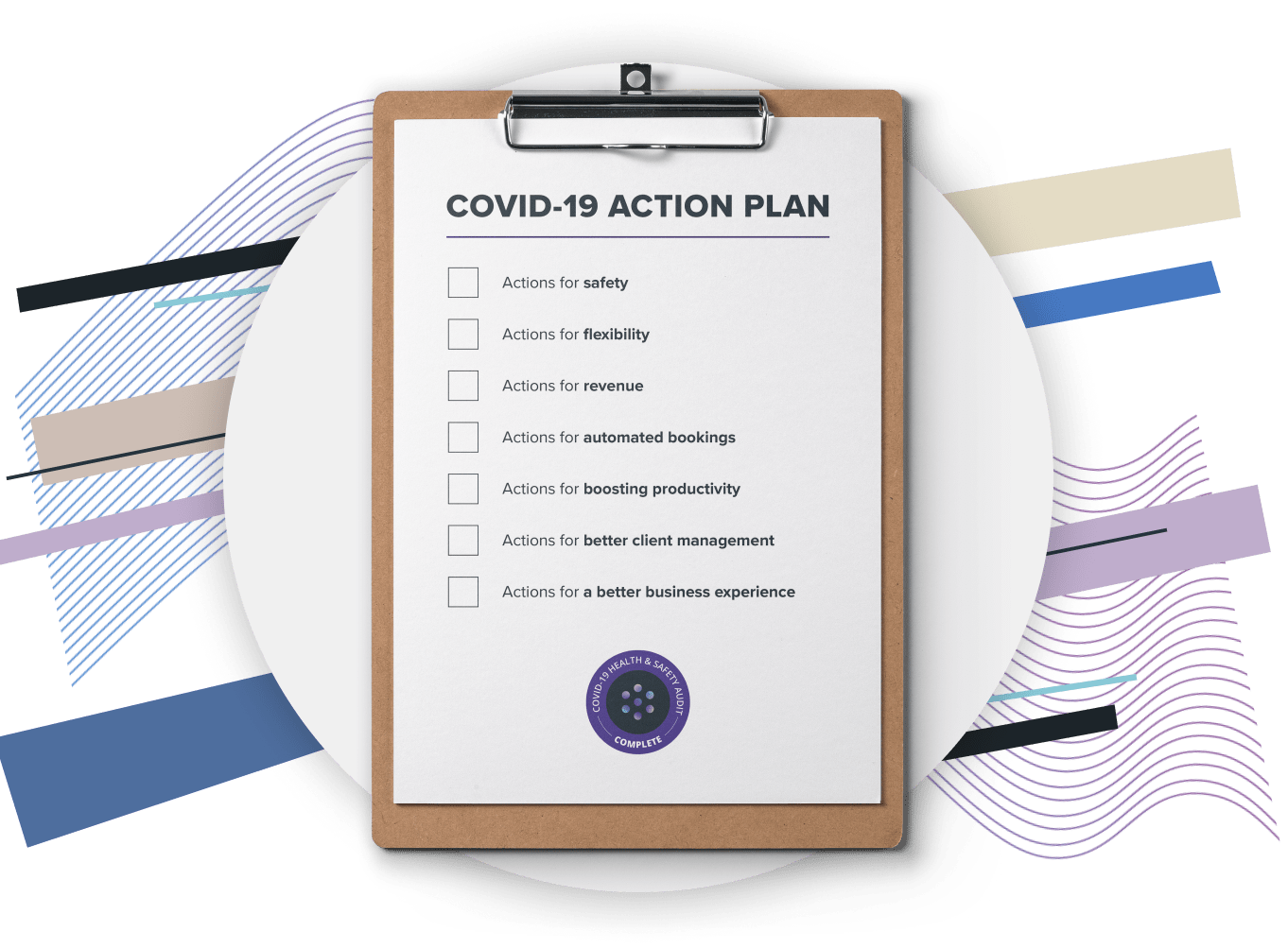 COVID-19 revenue safety and business health check