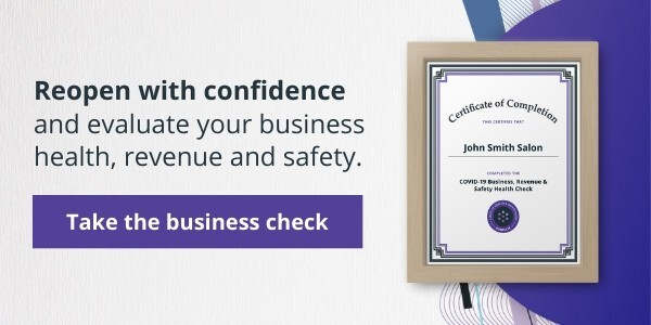 Take the Genbook COVID Business Health Check