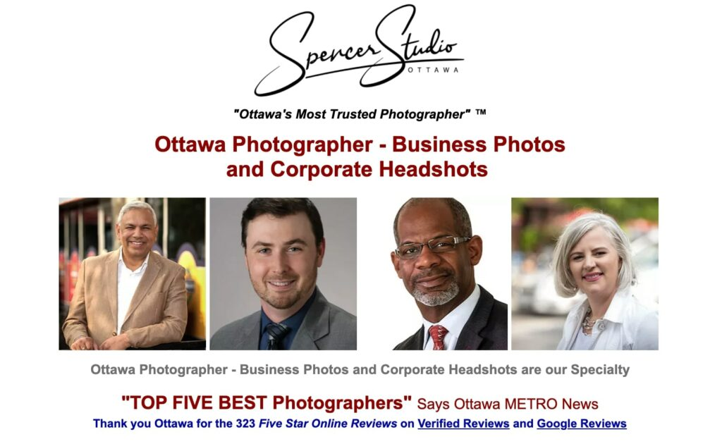Small Business Challenges: Spencer Studio Ottawa