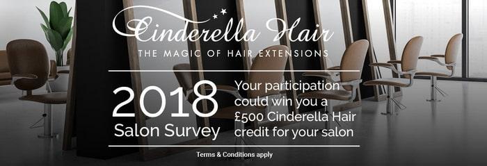 salon advertising examples: cinderella hair