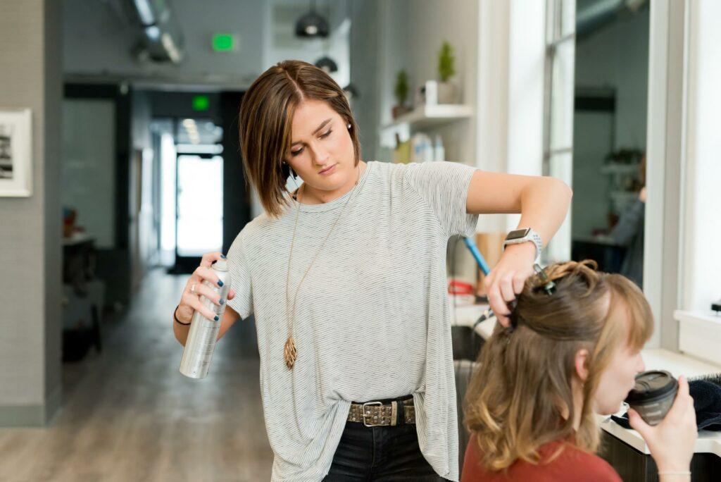 Salon start up costing