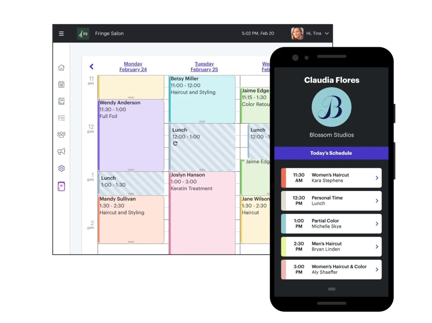 Schedulicity App