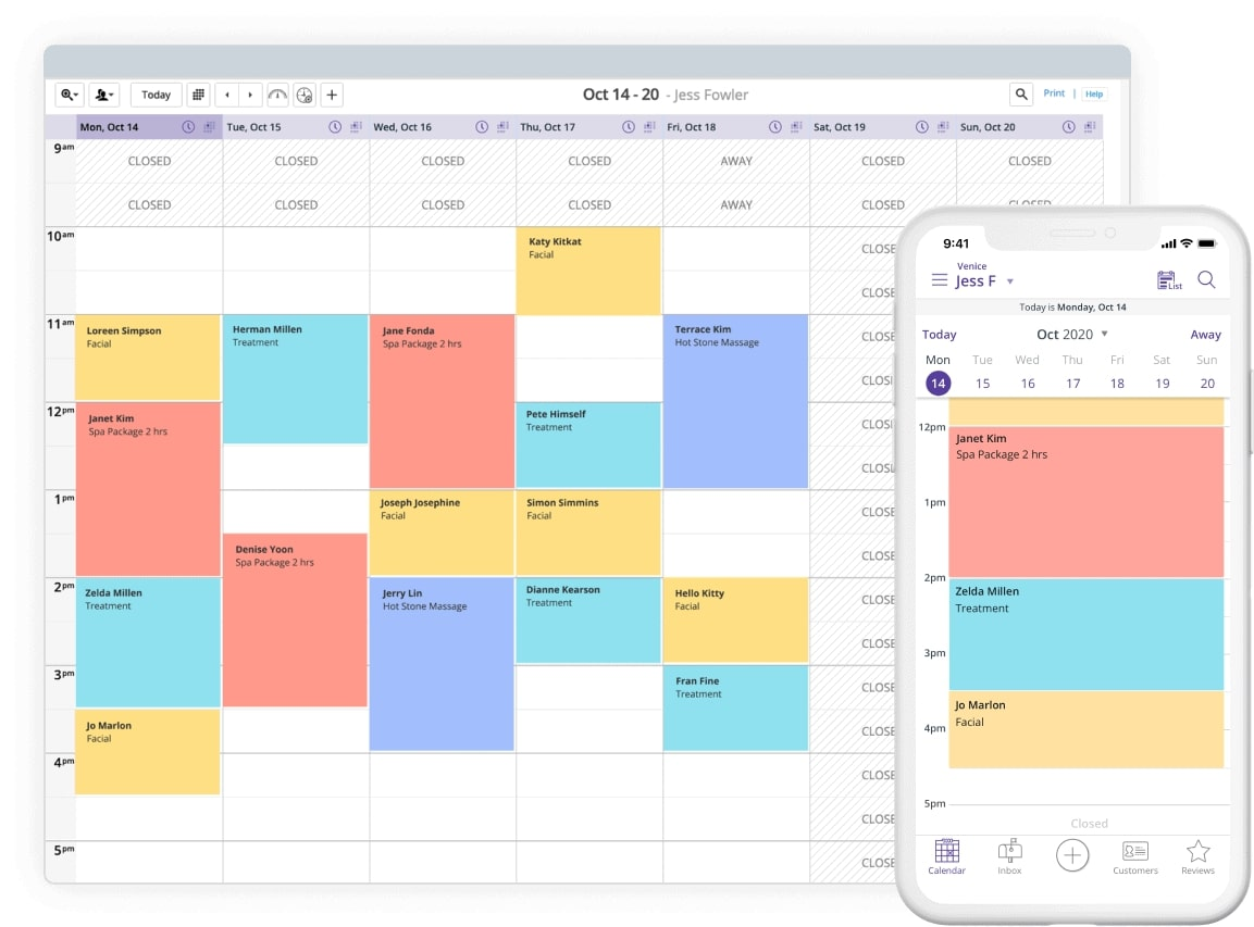 Genbook best appointment scheduling app Capterra