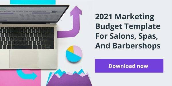 Marketing Budget Planner 2021