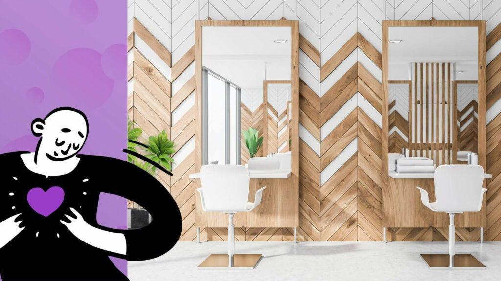 Salon Design and Hair Design