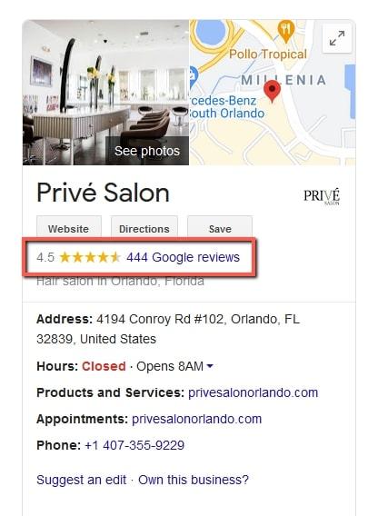 client business reviews