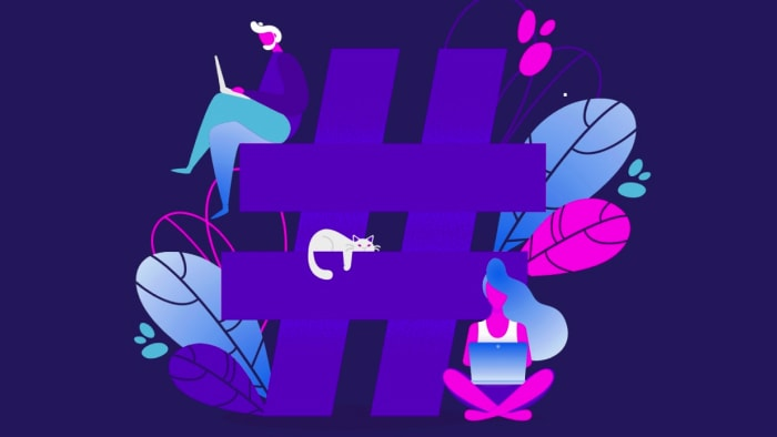 hashtag handbook